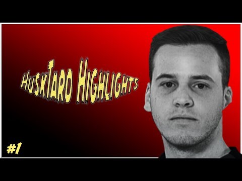 #1 Player NA - HusKers Stream Highlights & Funny Moments (Season 7) - H1Z1