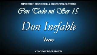 Don Inefable VOCES