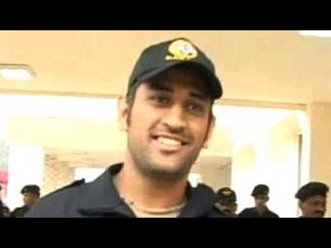 Exclusive: NDTV's best candid moments with MS Dhoni