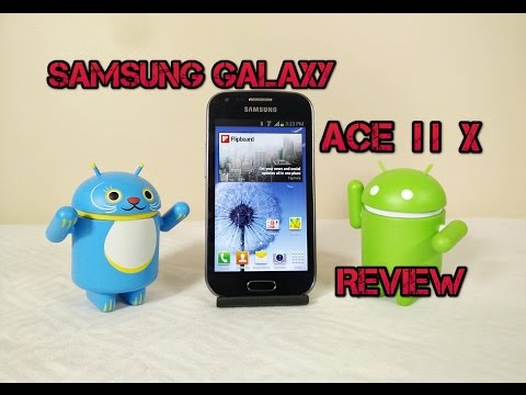 Samsung Galaxy Ace 2 X REVIEW