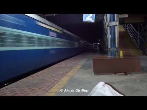 Lethal Tamil Nadu Express Attacks and Storms Dabra post midnight!!