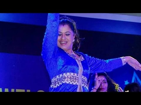 Sudha Chandran Dance Performance @ India Dance Week Grand Finale