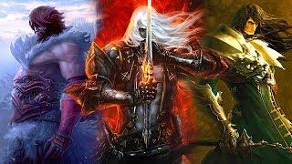 Castlevania: Lords of Shadow - Mirror of Fate - Pelicula completa Español [1080p 60fps]