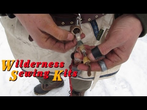 Wilderness Sewing Kits