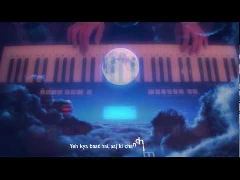 ye raateien ye mausam-Dilli Ka Thug (Instrumental on keyboard...