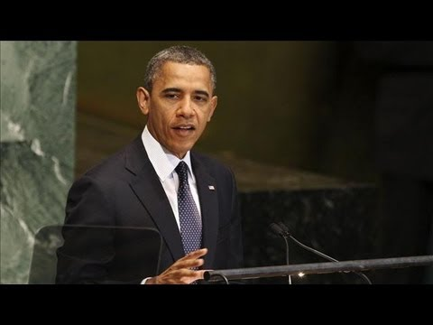 Obama on Iran's Nuclear Program at UN