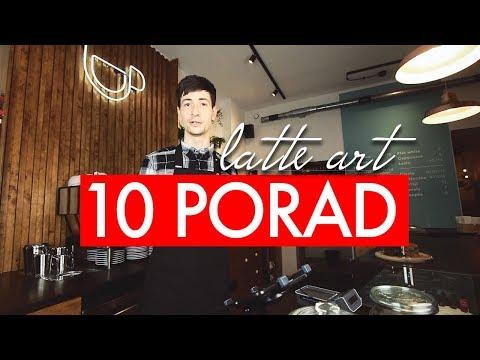 10 Porad Jak Zrobić LATTE ART (wzory Na Kawie). Czajnikowy.pl