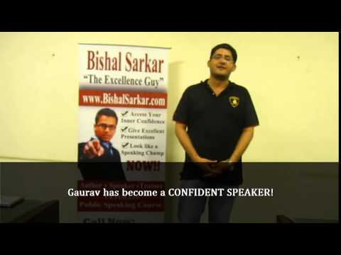 Gaurav Mehta (Toyota Kirloskar Motor) PRAISES Bishal Sarkar | Confident Public Speaking Bangalore