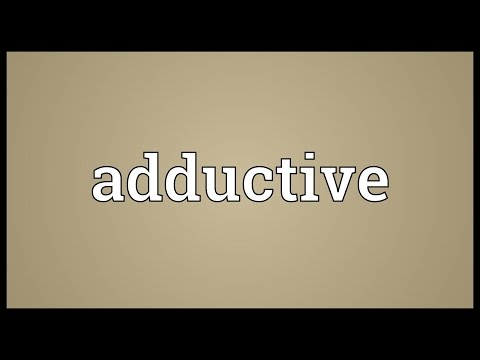 Header of Adductive