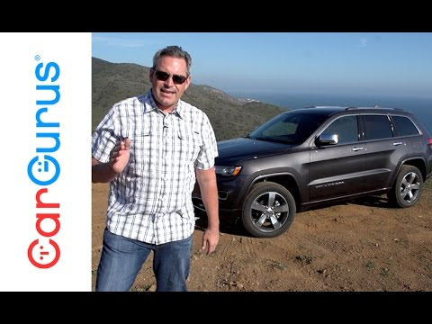 2016 Jeep Grand Cherokee   CarGurus Test Drive Review