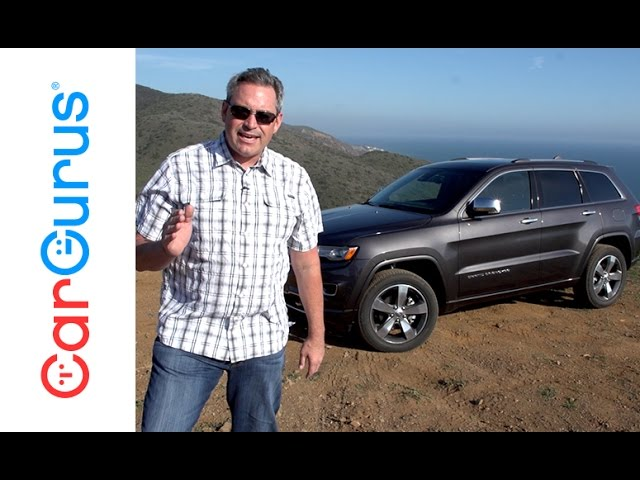 2016 Jeep Grand Cherokee | CarGurus Test Drive Review ...