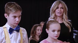 Abby Says NO ONE Will Watch Pressley On Stage | Dance Moms | Season 8, Episode 4