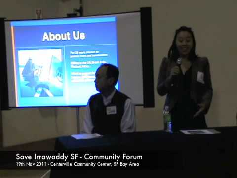 Save Irrawaddy   SF   part 1