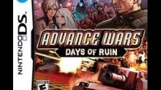 Advance Wars: Days of Ruin - Trailer (2008)