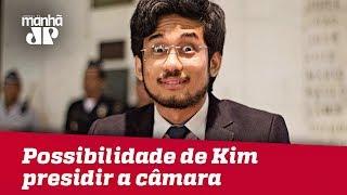 Por Presidência da Câmara, Kataguiri cita idade para titularidade secundária e lembra caso Renan