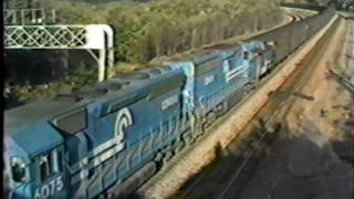 CONRAIL. Altoona. Horse Shoe, September 1982