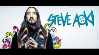 Steve Aoki ft. Sherry St. Germain -  Heaven on Earth