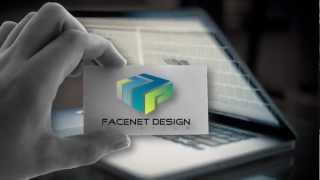 FaceNet Web Design - Web Reel