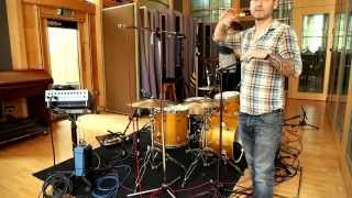 Drum Recording: Guy Massey explains how to mic up and record a drum kit