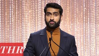 "Kumail Nanjiani Full Speech: ""Everyone Named Chris Has All the Power"" 