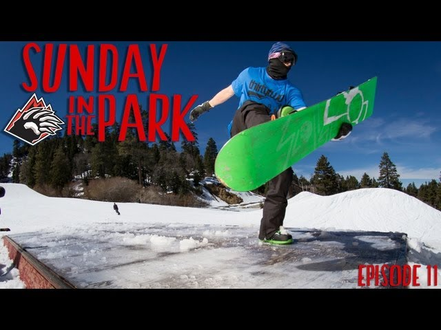 Sunday In The Park 12/13 Episode 11