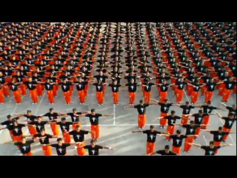 THRILLER - CEBU Dancing Inmates - This is it (HQ) HD Quality