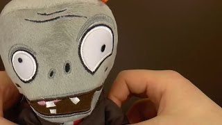 Conehead Zombies Plush Toys for Kids Plants vs Zombies