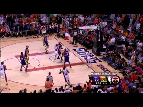 Goran Dragic destroys Derek Fisher and LA's defense Video