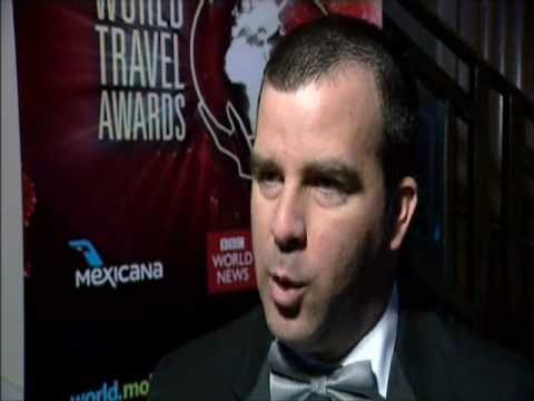 Brett Callaghan, Managing Director, Totally Barbados @ WTA Grand Final 2009