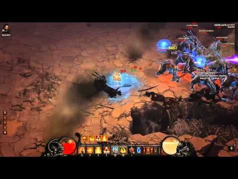 Diablo 3 Monk Inferno | 50% crit, 132.1 Life Per Spirit Transcendence Build