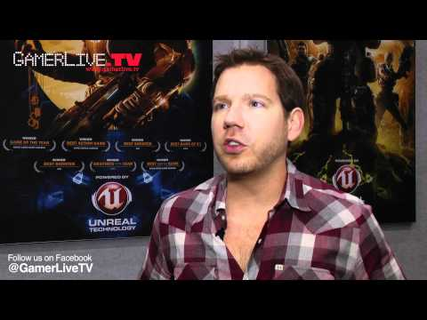 GDC: Exclusive Interview-Epic Games CliffyB Cliff Bleszinski Talks Fortnite and Infinity Blade