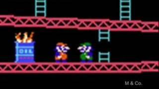 Donkey Kong; Arcade Madness