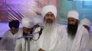 Sant Baba Baljinder Singh (Rara Sahib wale) diwan at Patiala on 11/oct/2014