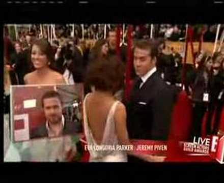 Ryan Gosling Honors Heath Ledger @ 2008 SAG Awards