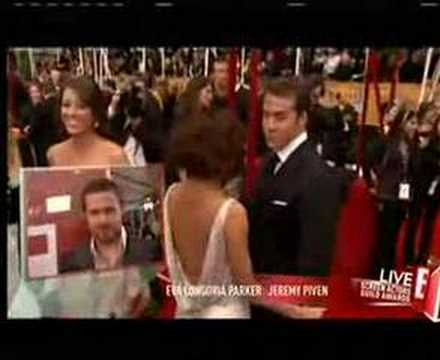 Ryan Gosling Honors Heath Ledger @ 2008 SAG Awards Video