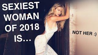 SEXIEST Women Alive 2018