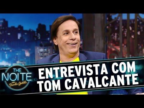 The Noite (31/03/16) - Entrevista com Tom Cavalcante