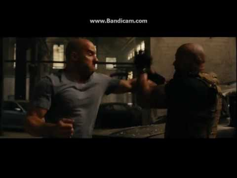 Vin Diesel vs. Dwayne Johnson (Dom vs. Hobbs)