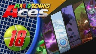 Mario Tennis Aces ITA [Parte 18 - Prova del Re]