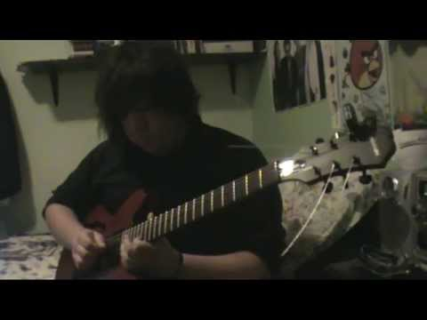 Razorblade - The Strokes Nick Valensi Guitar Cover