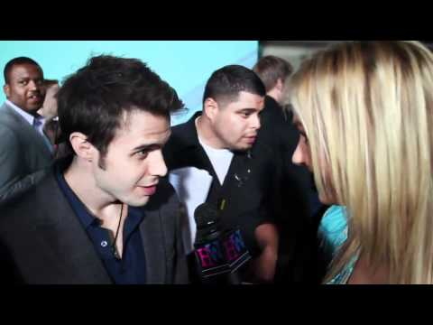 Kris Allen on Steven Tyler's Accident Music Videos