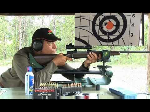 CZ Safari Magnum Classic - Range Test