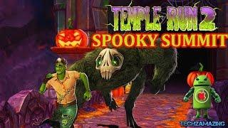 TEMPLE RUN 2 SPOOKY SUMMIT UPDATE GAMEPLAY HD