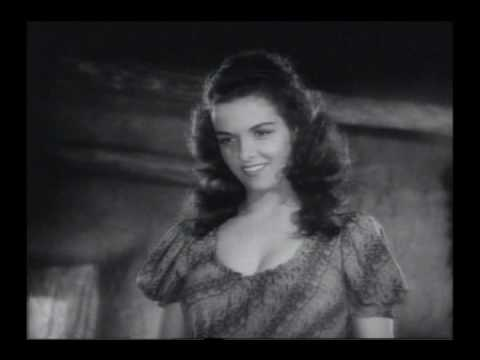 Jane Russell.  The most beautiful woman in the world