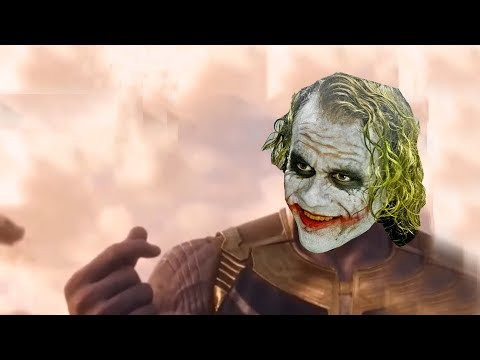 Old Joker Road (Old Town Road Joker Movie Parody)