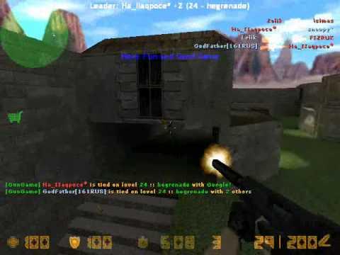 обзор по контре (Gungame server).wmv