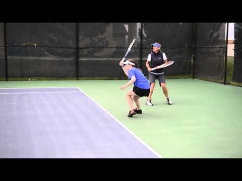 Alexander Dawson School Tennis Prepares for State - 05/09/2013
