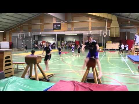 Coordination exercises in category Under 8, Under 9 and Under 10 RSC Anderlecht