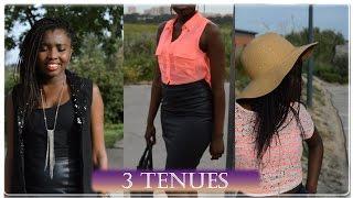 Mode | Une jupe pour trois tenues