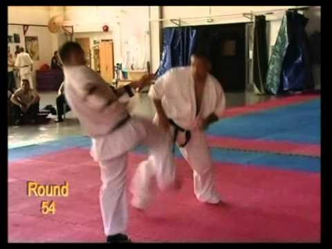Peter Kishalmi's 100 + 1 rounds of Kyokushin fight - Highlights Image 1